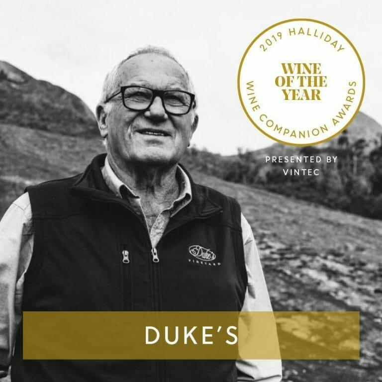 Duke Ranson - James Halliday's 2019 Wine of the Year
