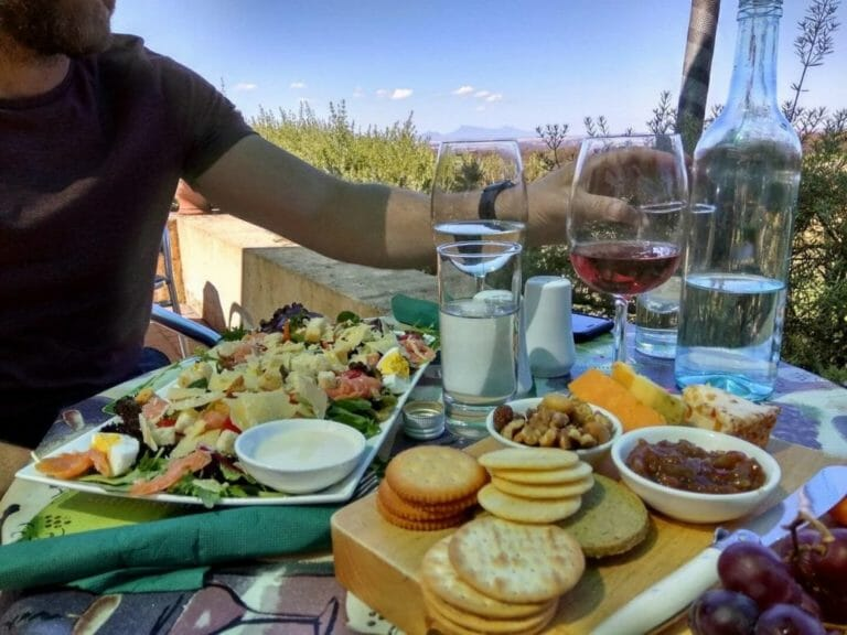 Ironwood Estate Wines Café