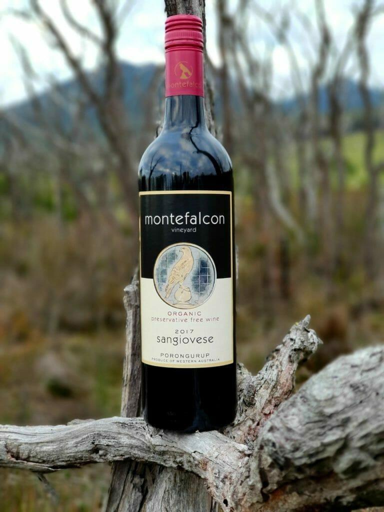 Montefalcon Vineyard - Sangiovese