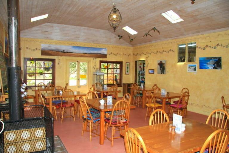 Tearooms in the Porongurup Inn