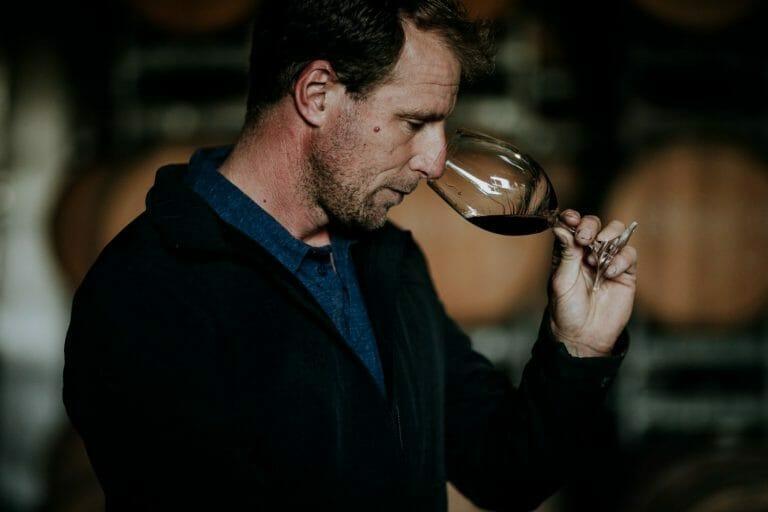 Rob Diletti, Wine Maker at Castle Rock Estate