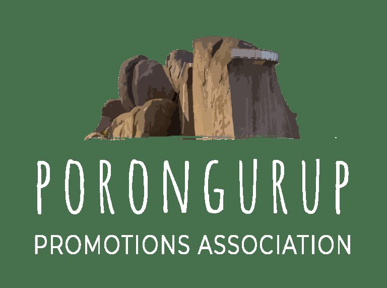 Porongurup Promotions Association Logo