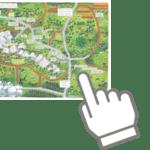 Porongurup Map with hand